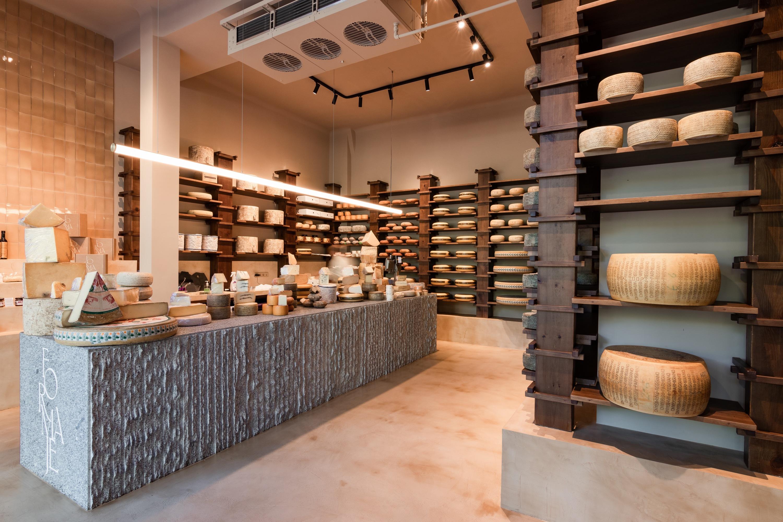 Tienda de quesos Formaje