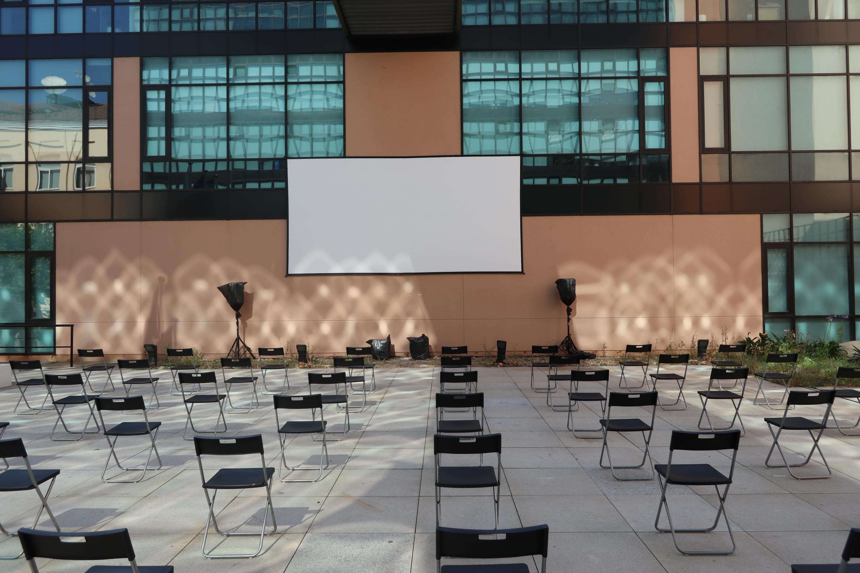 Cine de verano Instituto Francés