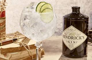 Hendrick's Gin, The Cucumber Horticulturist