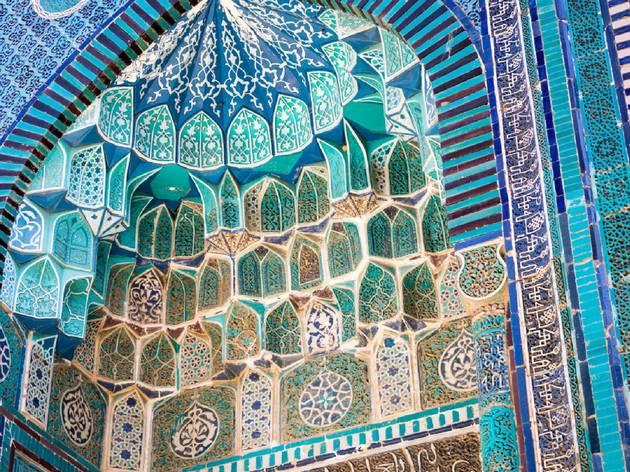 Shah-i-Zinda in Samarkand