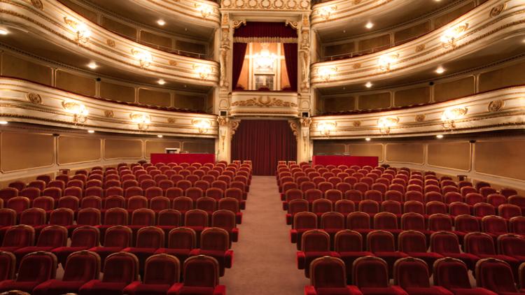 Teatro Nacional D. Maria II (Sala Garrett)