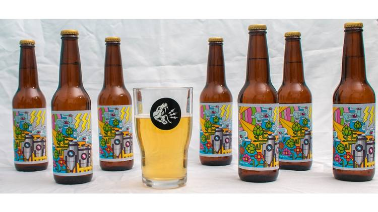 Brewschlaang cerveza artesanal