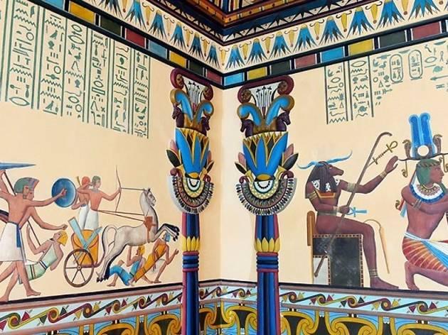 Salão Egípcio