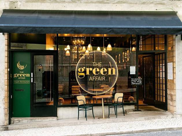 The Green Affair Chiado