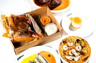 Restaurante Asturianos (delivery)