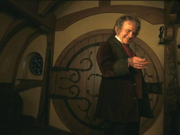 Filme, Cinema, O Senhor dos Anéis - A Irmandade do Anel, Ian Holm