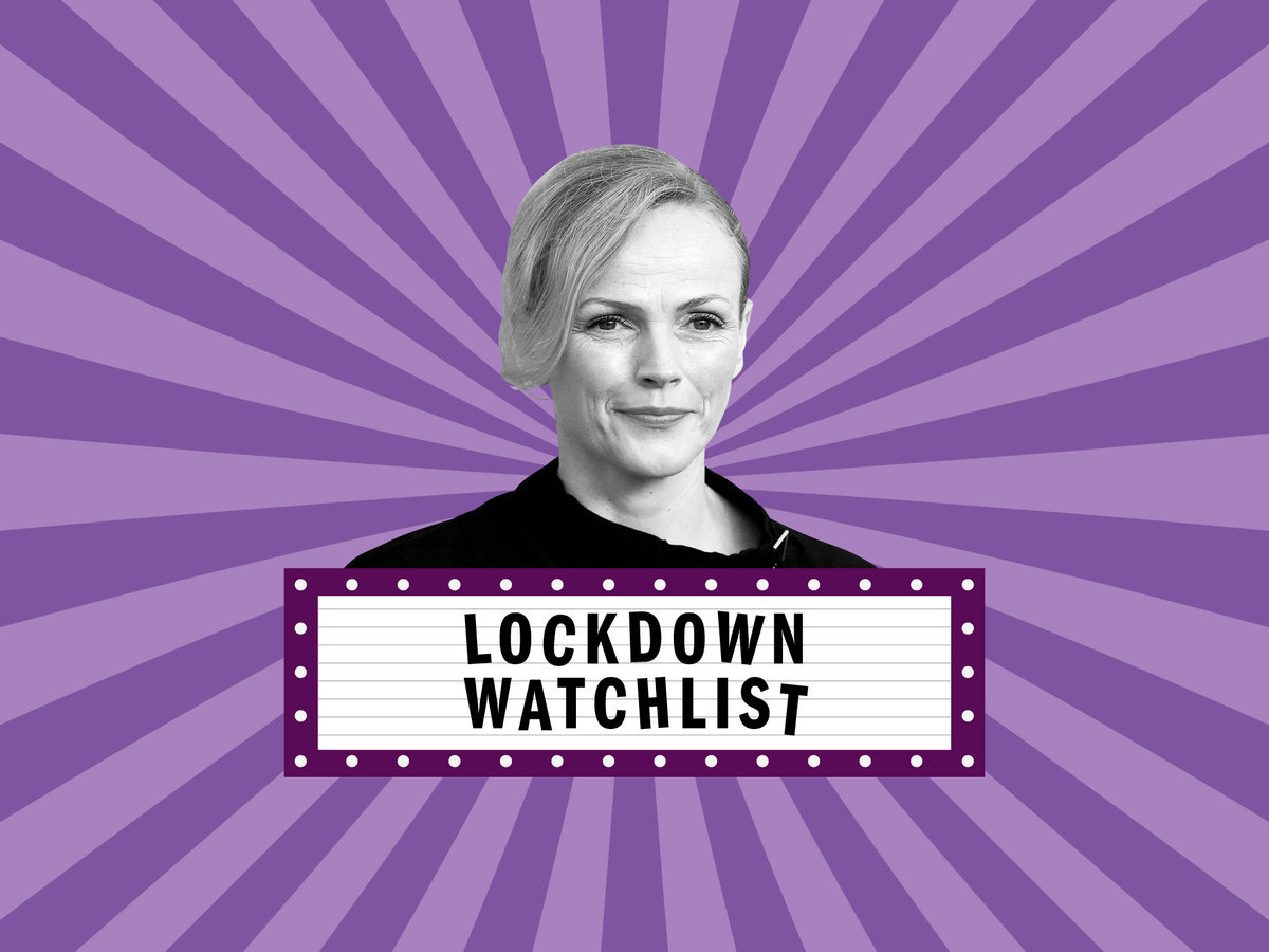 Lockdown watch list: Maxine Peake