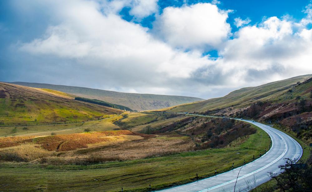 Cambrian Way, Wales