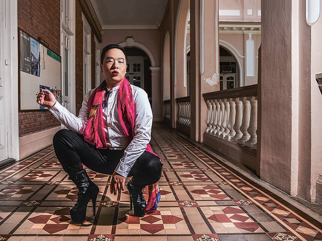 Sex-ed in stilettos: Justin Chu talks about sex and drag in Hong Kong