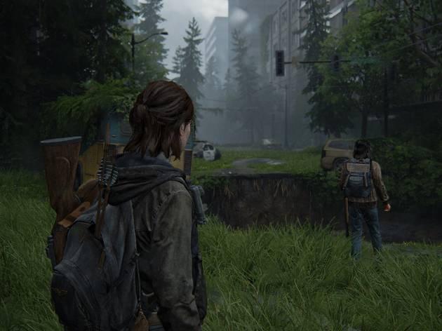 VídeoJogos, Entretenimento, Playstation 4, The Last of Us: Parte II