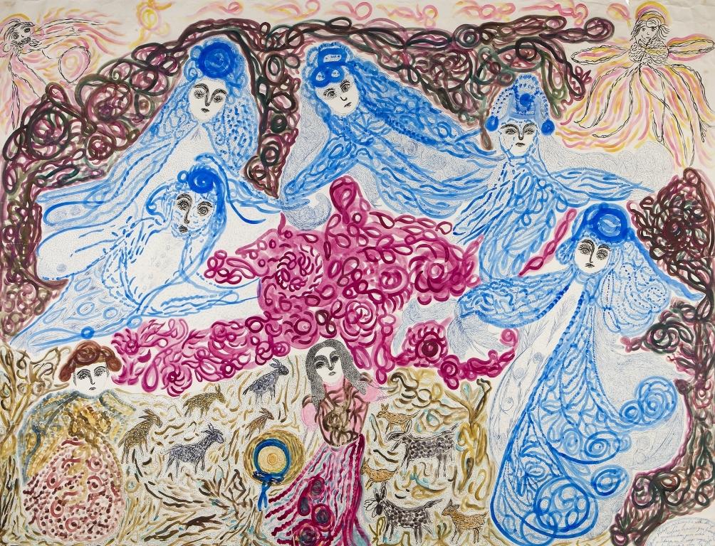 'Las hadas', de Josefa Tolrà