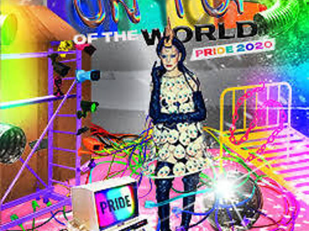 On Top of the World Pride 2020