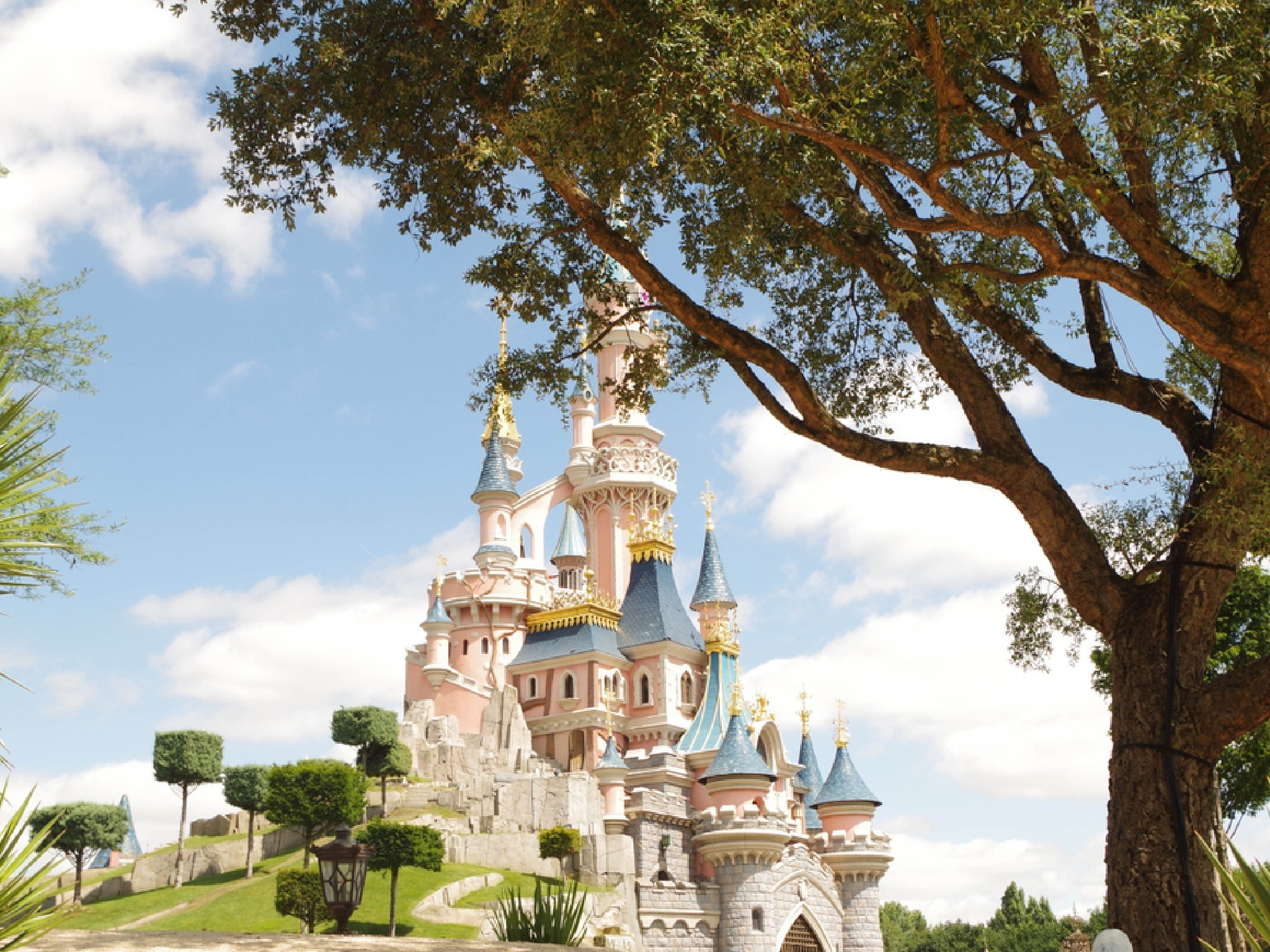 Disneyland Paris finally has a reopening date