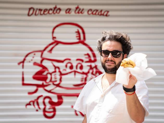 Mr. Blancos: sliders en la Cuauhtémoc