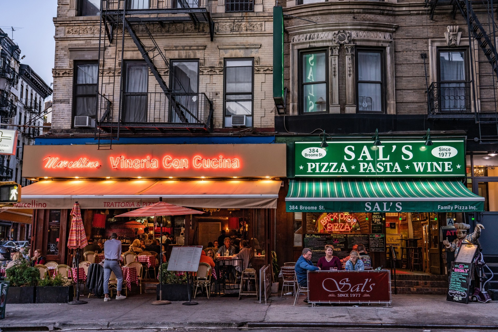 new york city restaurants