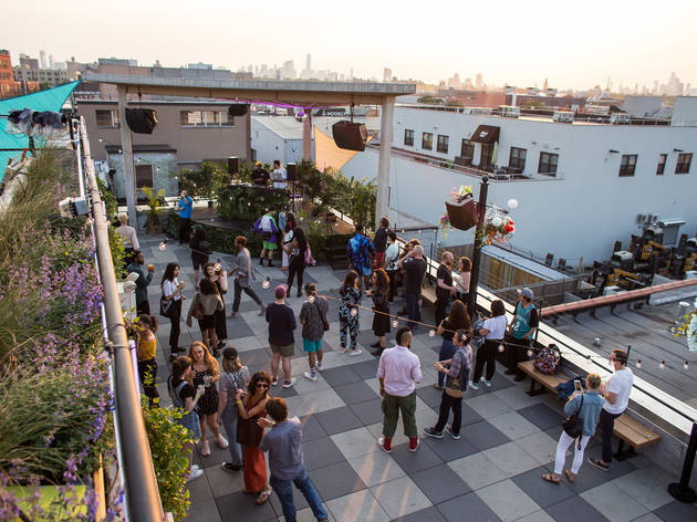 Elsewhere rooftop