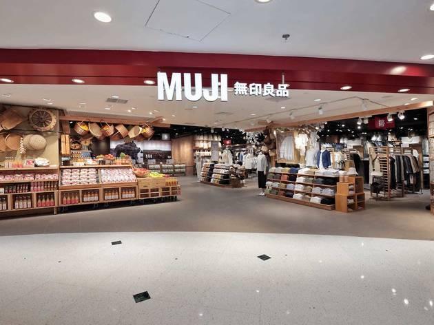 Muji HK klb store