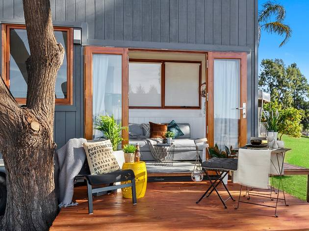 The best tiny houses and cosy cabins near Sydney