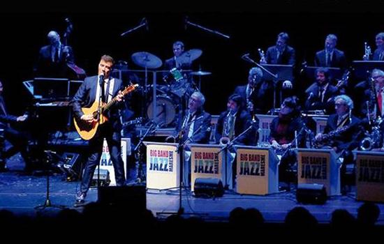 Pep Plaza & Big Band Jazz Maresme