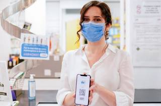 Presentación de la tarjeta sanitaria virtual móvil