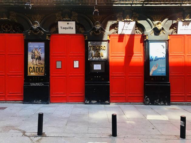 El Teatro Lara, primera sala privada de Madrid en reabrir tras el confinamiento