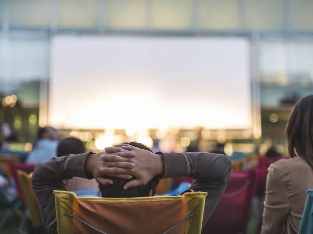 Cicle de cinema a la fresca CosmoNits de CosmoCaixa
