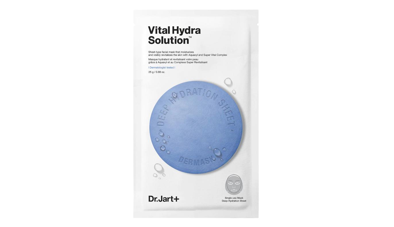 Dr Jart+ Vital Hydra Solution face mask