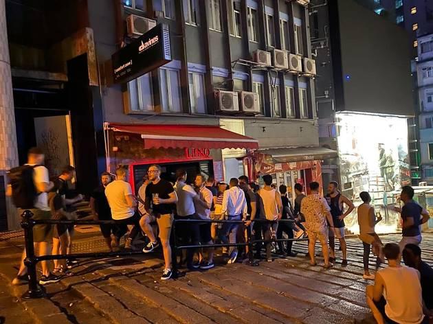Linq Bar