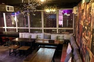 Virus Restaurant and Bar