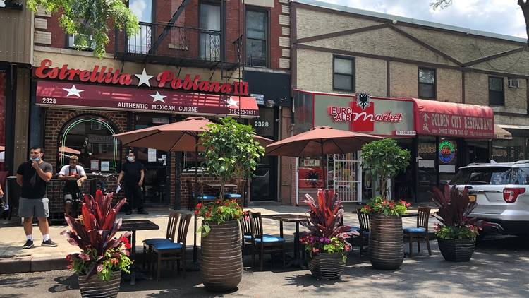 Little Italy in the Bronx