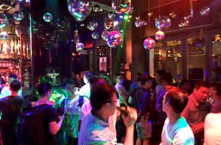 Zoo Bar Hong Kong