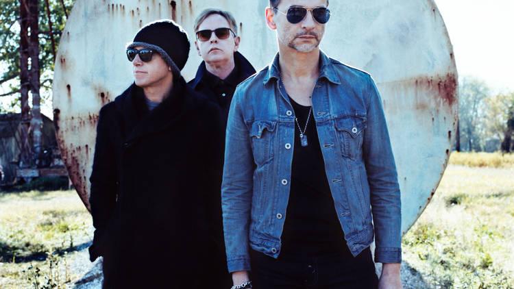 Depeche Mode presenta su documental en streaming