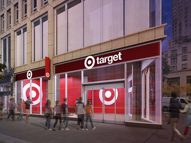 Target, shopping, Manhattan, Brooklyn, Queens, Upper East Side, Upper West Side, Lower East Side, Lenox Hill, Union Square, Times Square, Washington Heights
