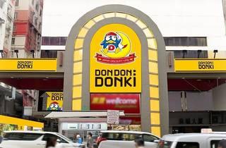 Don Don Donki cwb