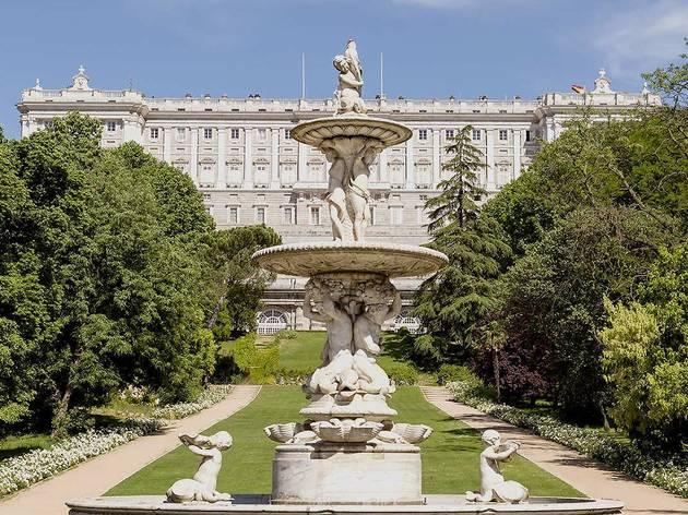 Un ciclo de jazz frente al Palacio Real