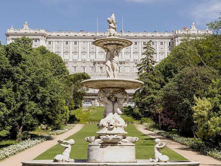 I Jazz Palacio Real, gratis y espectacular