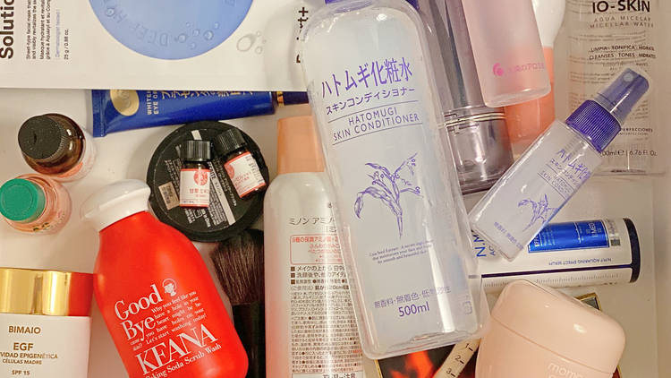 Affordable beauty products