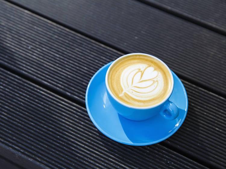 Light Up Coffee