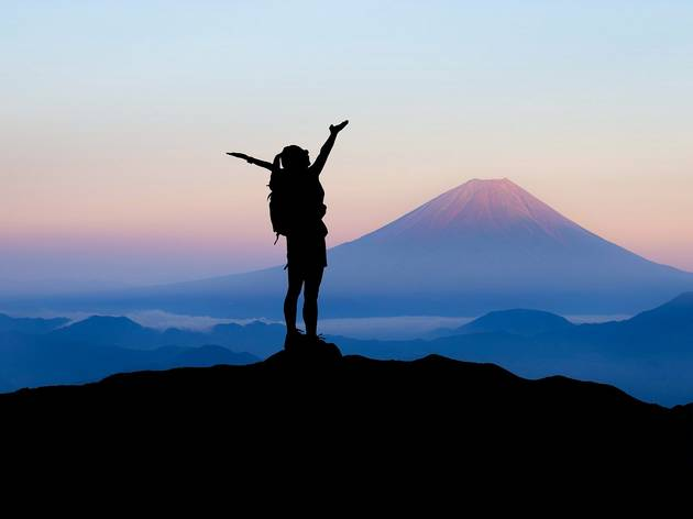 Travel Japan, Mt Fuji