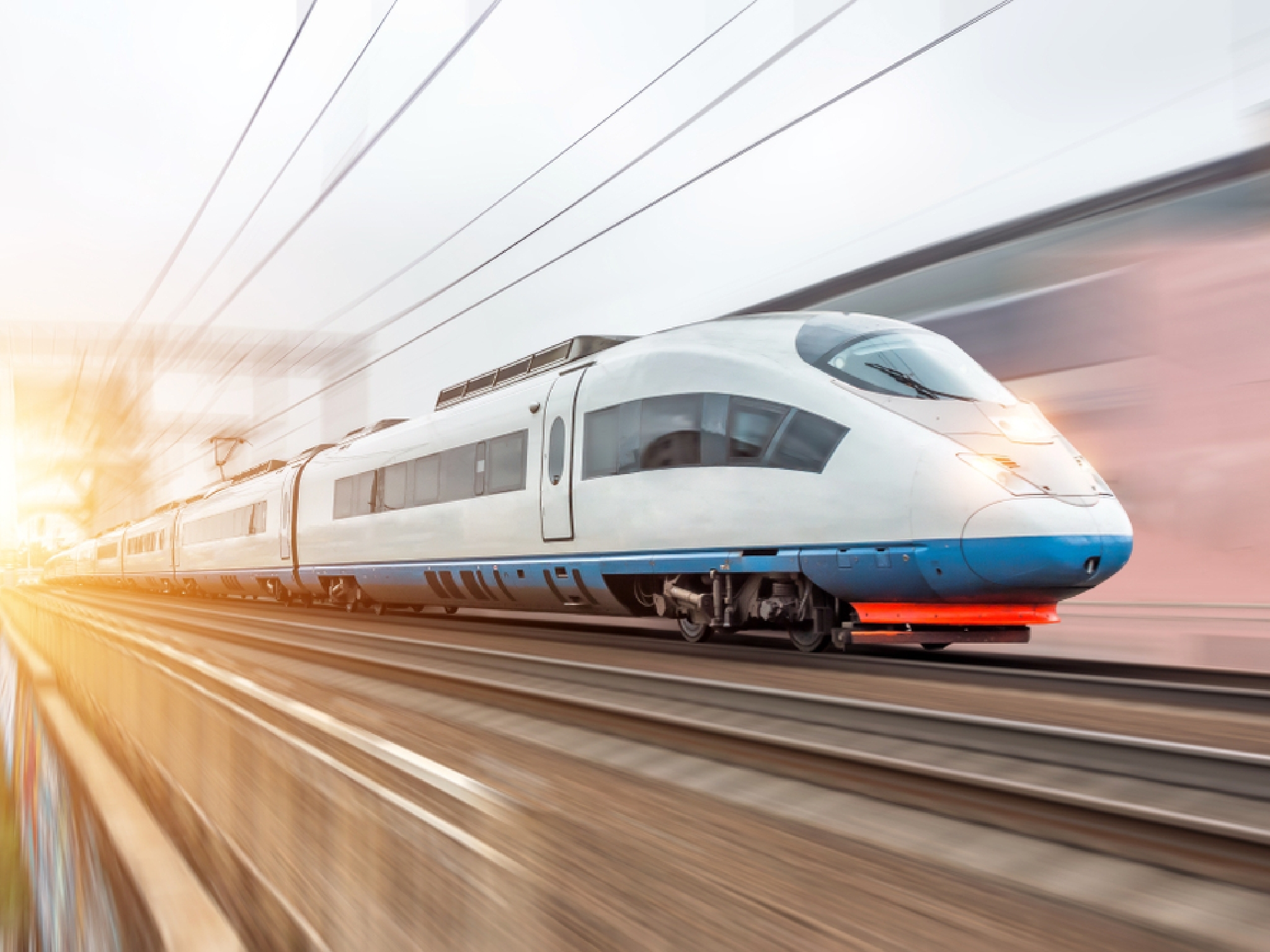 Europe might get a new high-speed train network