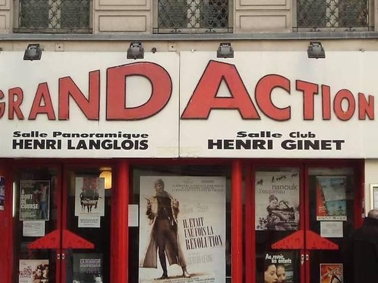 Les cinémas Action