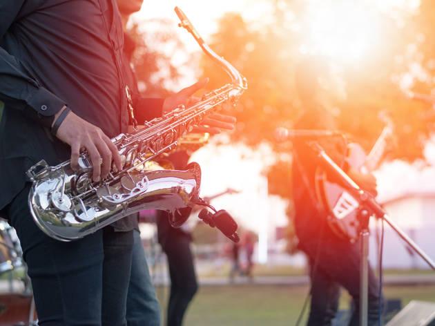 Conciertos de música clásica al atardecer