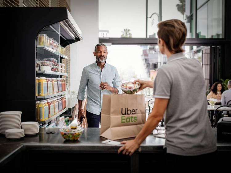 Serviços de entrega de comida ao domicílio em Lisboa