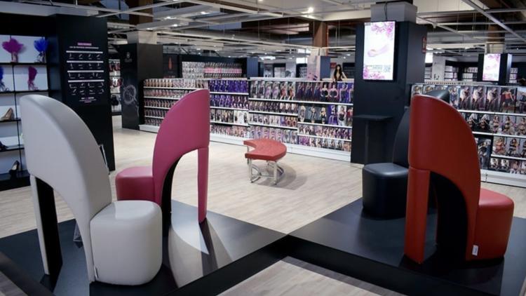 Supermercado erótico Sex Toys Center