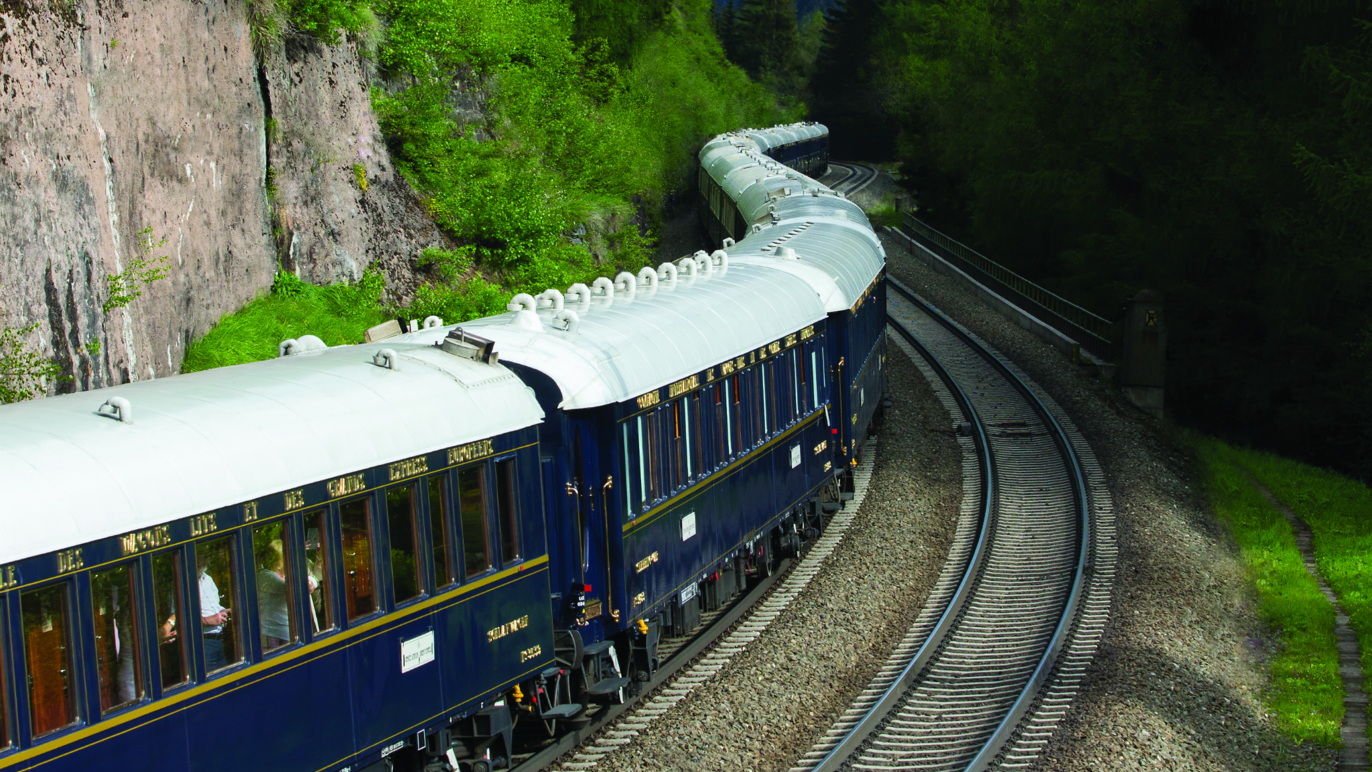 The Orient Express will run again in August