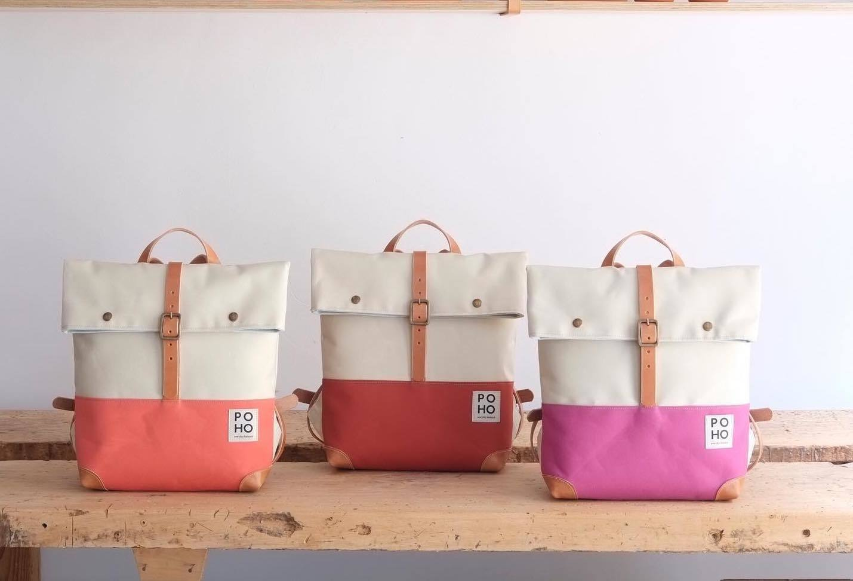 Pohorylle bolsos y mochilas