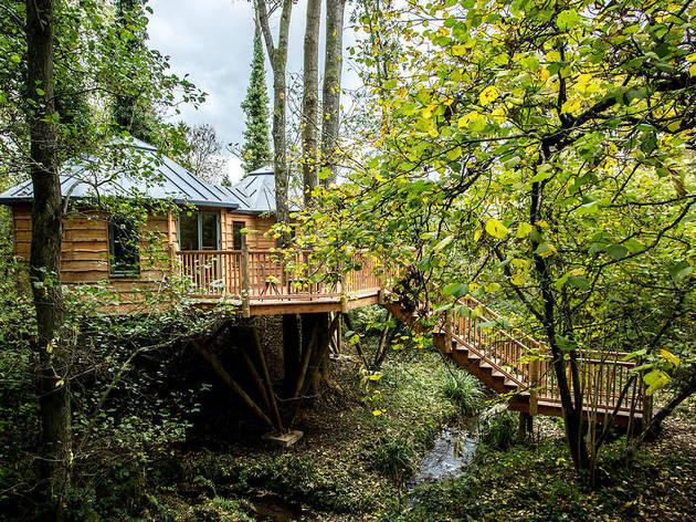 Bower Treehouse