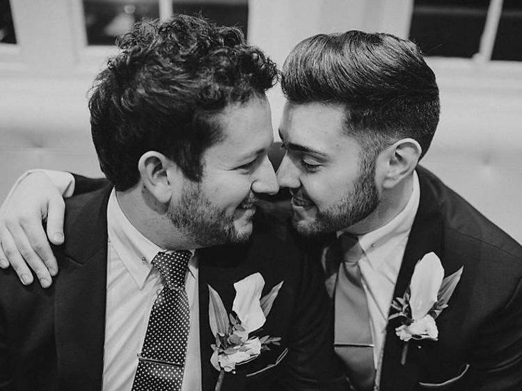 Celebra los 15 años del matrimonio igualitario