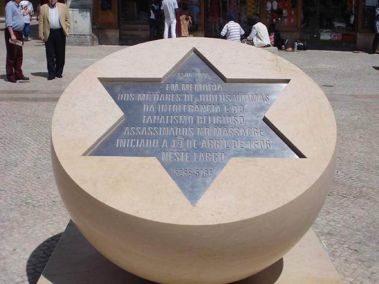 Memorial às Vítimas do Massacre Judaico de 1506