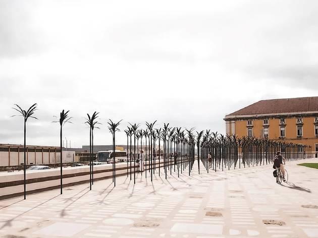 Arte, Escultura, Memorial de Homenagem às pessoas escravizadas, Kiluanji Kia Henda